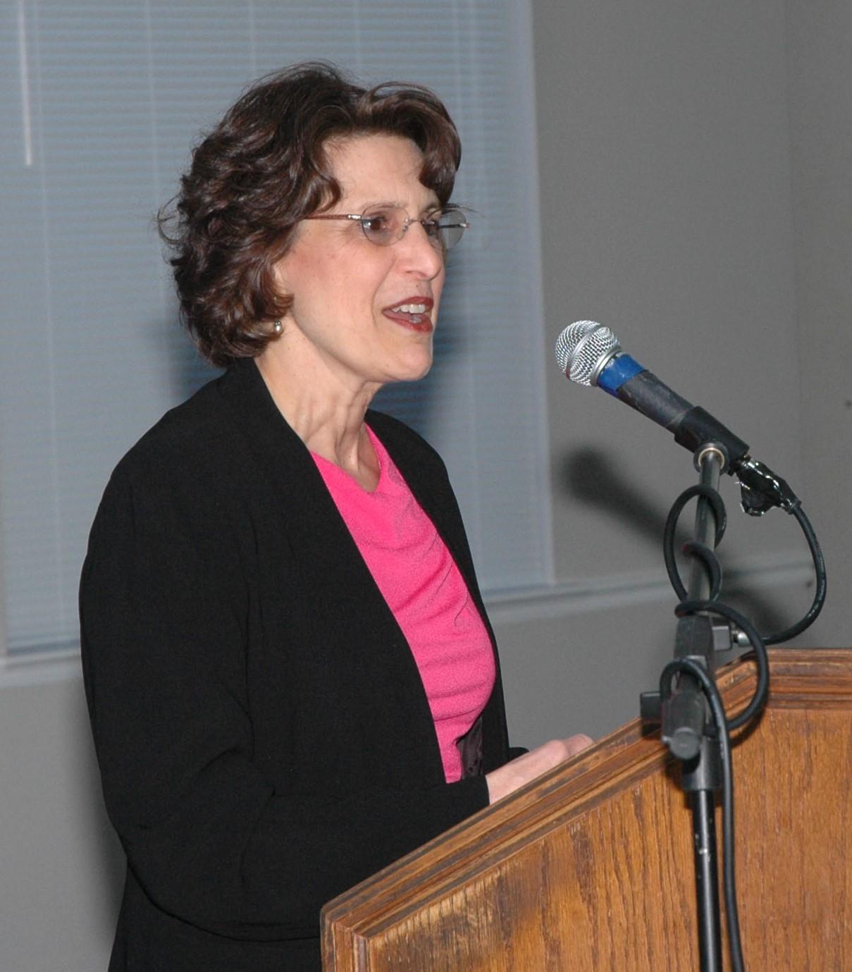Speaker Ann Macheras